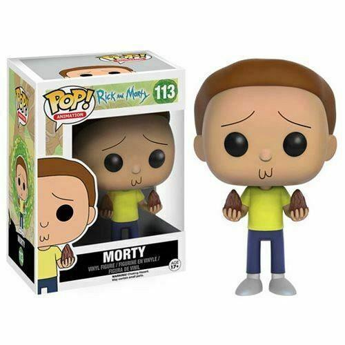 Rick and Morty Morty Pop! Vinyl Figure Funko