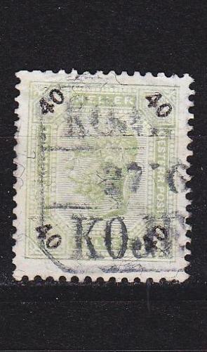 ÖSTERREICH AUSTRIA [1901] MiNr 0094 B ( O/used )