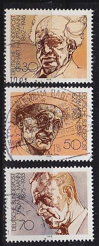 GERMANY BUND [1978] MiNr 0959-61 ( O/used )
