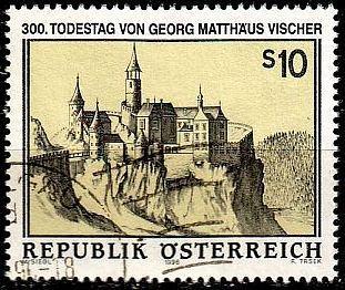ÖSTERREICH AUSTRIA [1996] MiNr 2185 ( O/used ) Architektur