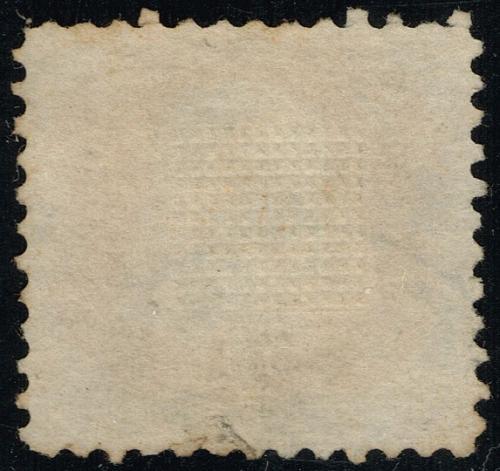 US #112 Benjamin Franklin; Used (2Stars)  USA0112-02XDP