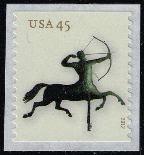 US #4617 Centaur Weathervane; MNH (5Stars) |USA4617-02