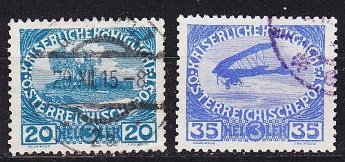 ÖSTERREICH AUSTRIA [1915] MiNr 0180 ex ( O/used ) [01]