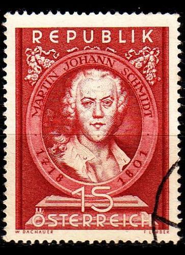 ÖSTERREICH AUSTRIA [1951] MiNr 0965 ( O/used )