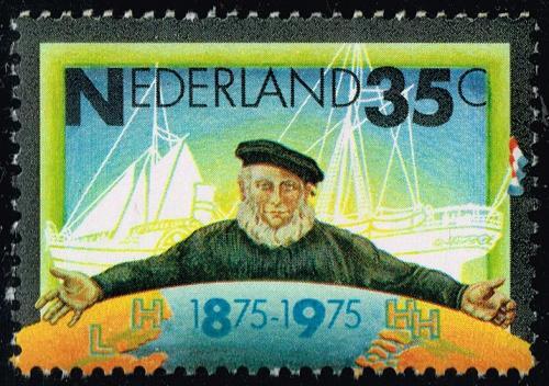Netherlands #529 Zealand Steamship Company Centenary; MNH (5Stars)  NED0529-07XKN