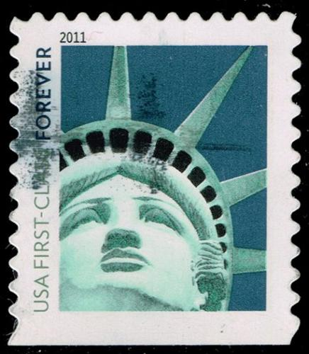 US #4561 Statue of Liberty; Used (4Stars) |USA4561-02