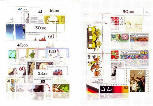 GERMANY BUND [1985] Jahr komplett ( **/mnh ) [01]
