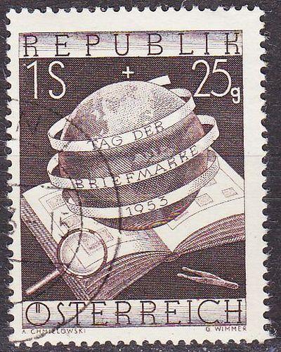 ÖSTERREICH AUSTRIA [1953] MiNr 0995 ( O/used )