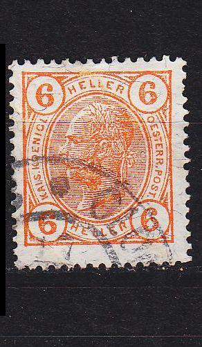 ÖSTERREICH AUSTRIA [1905] MiNr 0123 C ( O/used ) [02]