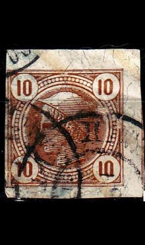 ÖSTERREICH AUSTRIA [1901] MiNr 0103 ( O/used ) [01]