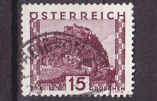ÖSTERREICH AUSTRIA [1929] MiNr 0500 ( O/used )