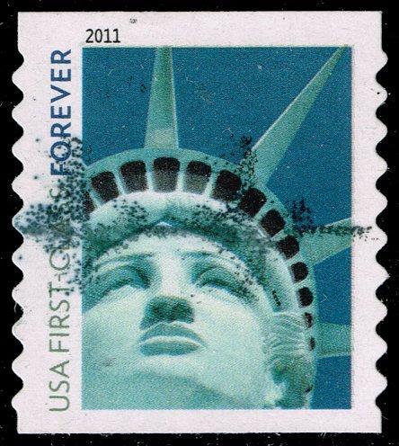 US #4486 Statue of Liberty; Used (4Stars) |USA4486-04