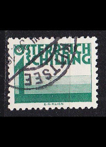 ÖSTERREICH AUSTRIA [Porto] MiNr 0155 ( O/used )