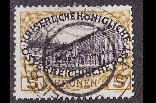 ÖSTERREICH AUSTRIA [1908] MiNr 0155 z ( O/used ) [02]