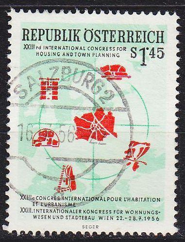 ÖSTERREICH AUSTRIA [1956] MiNr 1027 ( O/used )