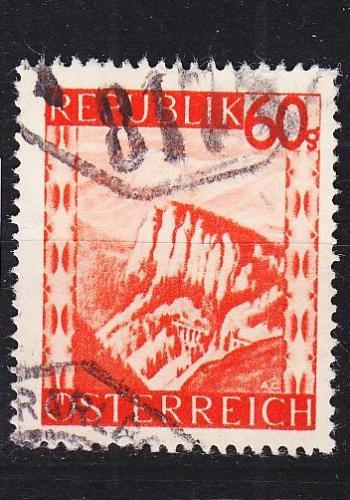 ÖSTERREICH AUSTRIA [1947] MiNr 0846 ( O/used )