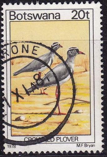 BOTSWANA [1978] MiNr 0206 ( O/used ) Vögel