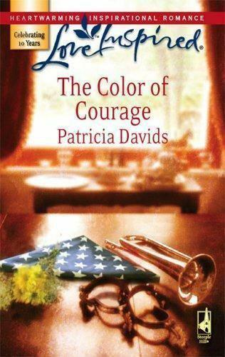 The Color of Courage Book By Patricia Davids For Cocker Spaniel Rescue Charity