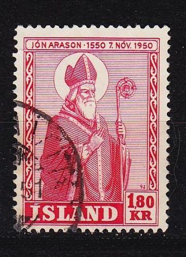 ISLAND ICELAND [1950] MiNr 0271 ( O/used ) Religion
