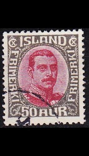 ISLAND ICELAND [1920] MiNr 0095 ( O/used )