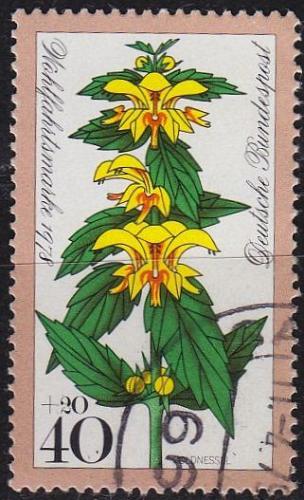 GERMANY BUND [1978] MiNr 0983 ( O/used ) Blumen