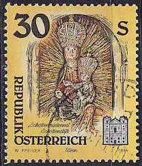 ÖSTERREICH AUSTRIA [1994] MiNr 2139 ( O/used ) Kunst