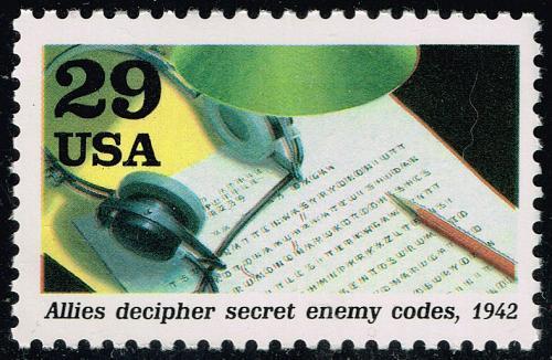 US #2697f World War II; MNH (3Stars) |USA2697f-01