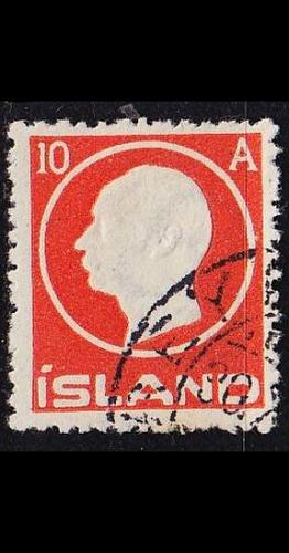 ISLAND ICELAND [1912] MiNr 0070 ( O/used )