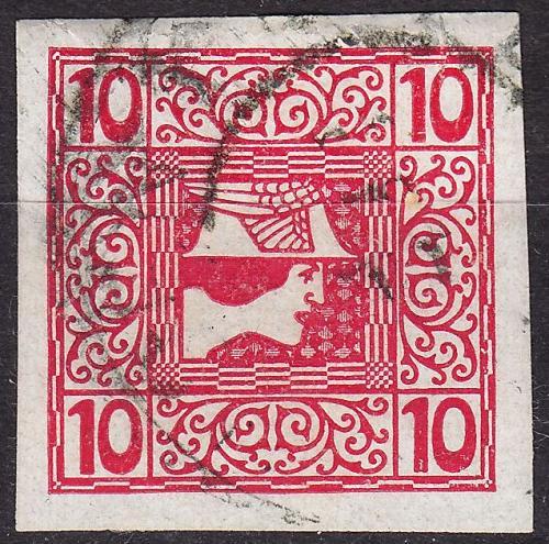 ÖSTERREICH AUSTRIA [1908] MiNr 0159 x ( O/used )