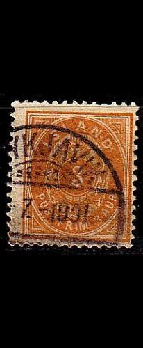 ISLAND ICELAND [1882] MiNr 0012 B ( O/used )