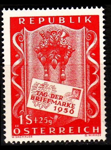ÖSTERREICH AUSTRIA [1956] MiNr 1029 ( **/mnh )