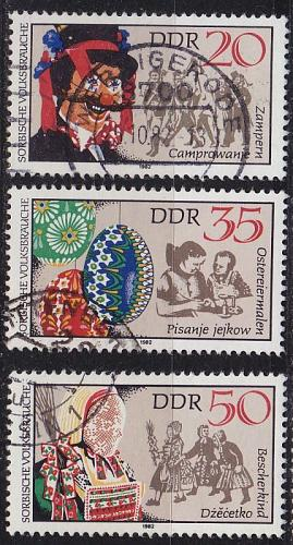 GERMANY DDR [1982] MiNr 2716 ex ( OO/used ) [02] Trachten