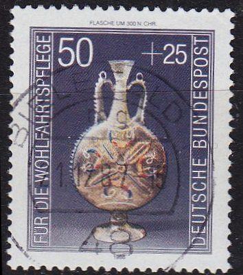 GERMANY BUND [1986] MiNr 1295 ( O/used ) Kunst