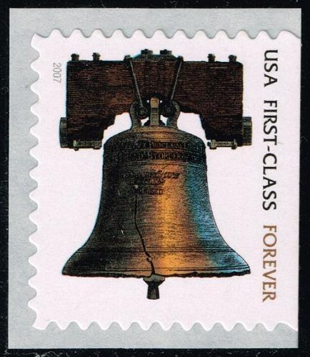 US #4126 Liberty Bell Forever; MNH (5Stars) |USA4126-17
