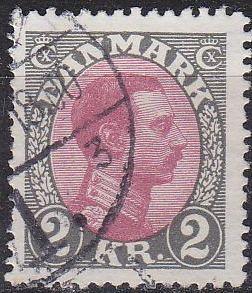 DÄNEMARK DANMARK [1925] MiNr 0150 ( O/used )