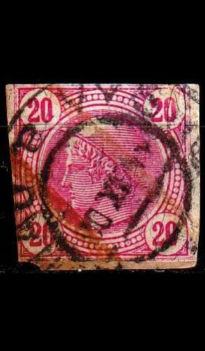 ÖSTERREICH AUSTRIA [1901] MiNr 0104 ( O/used ) [01]