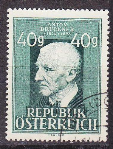 ÖSTERREICH AUSTRIA [1949] MiNr 0941 ( O/used )