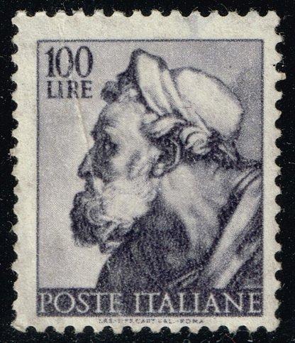 Italy #826 Ezekiel; Unused (1Stars)  ITA0826-08XRS