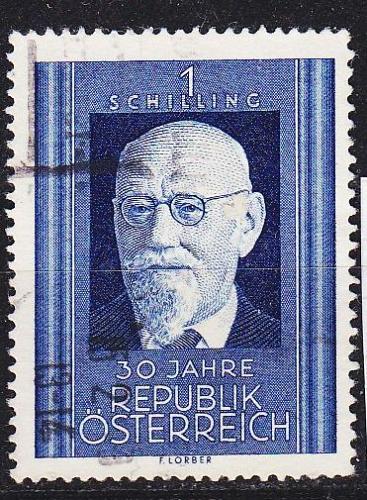 ÖSTERREICH AUSTRIA [1948] MiNr 0927 ( O/used )
