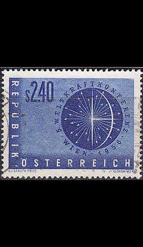 ÖSTERREICH AUSTRIA [1956] MiNr 1026 ( O/used )