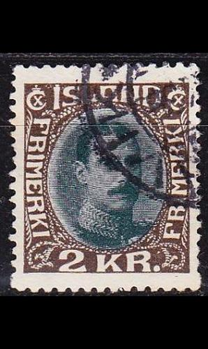 ISLAND ICELAND [1931] MiNr 0166 ( O/used )
