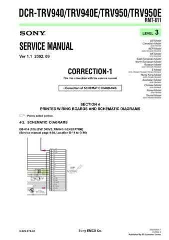 Sony DHR-1000... Service Manual by download Mauritron #240057