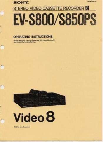 SONY F500 Technical by download #104919