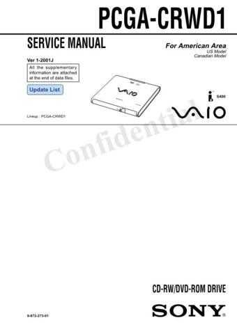 Sony PCG-XG18 Service Manual. by download Mauritron #243391