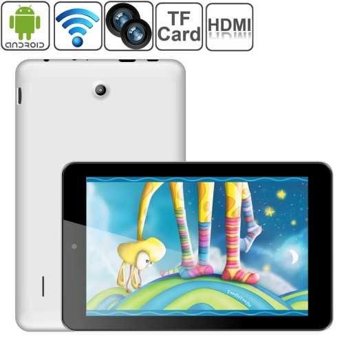 "PandaGo E18 7"" Andriod 4.2 HD Tablet 8GB"