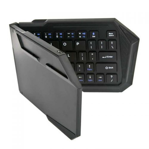 Foldable Touch Bluetooth Keyboard (iOS, Windows, Android, Apple iPhone, iPad)