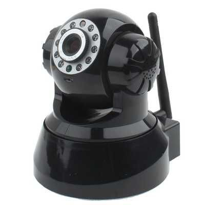 Wireless Pan-Tilt Internet IP Camera,