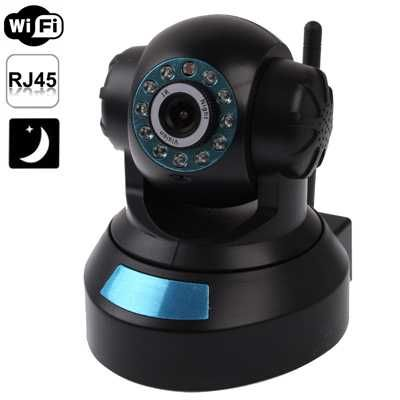 Wireless Infrared IP Camera with WIFI