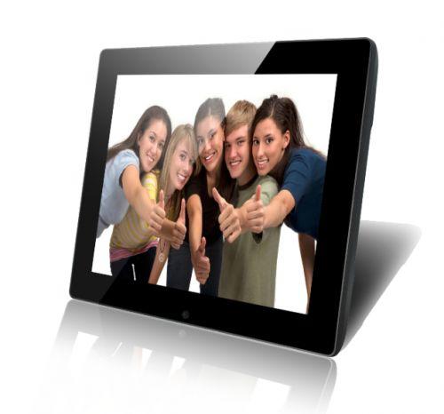 "PandaGo 4GB 15"" Hi-Res Digital Photo Frame"