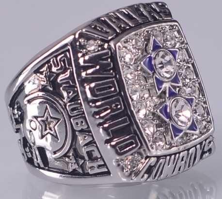 1977 NFL Super Bowl XII Dallas Cowboys Super Bowl Championship Ring Size 11 US